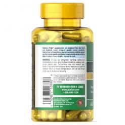 Puritans-Pride-L-Theanine-100mg-60-Capsules-Supplements-Calm-Mood-Brainhealth