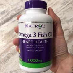 Natrol-Omega-3-Fish-Oil-1000mg-60-Softgels-Supplement-Facts-Heart-Blood