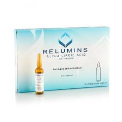 Relumins-Alpha-Lipoic-Acid-150mg-10-ampoules